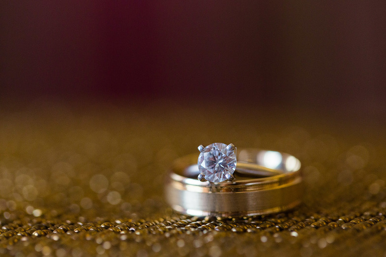 Warehouse 109 Wedding, Chicago wedding photography, wedding rings, Chicago wedding photographer, wedding details, detail shot, beautiful wedding photography, ring shot, Peoria Illinois wedding photographer