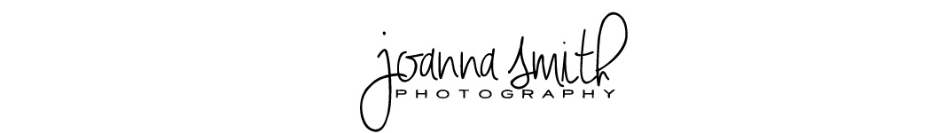 Joanna Smith Photography, Chicago Illinois Photographer logo